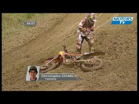Big crash Motocross MX2 Czech Republic 2010