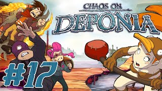 Deponia: The Complete Journey Part 17 - ME, MYSELF AND I (Story Adventure)