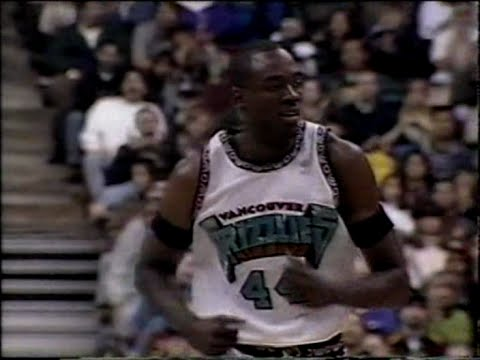 Roy Rogers (11pts/6rebs/4blks) vs. Lakers (1997)