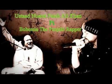 Yaad Anah  Remix Full HD Video Song NUSRAT FATEH ALI KHAN & Bohemia Music Tube   Video Dailymotion