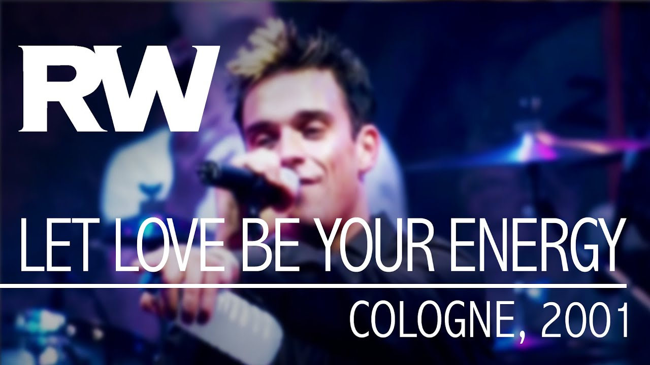 Let Love Be Your Energy lyrics