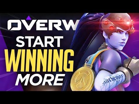 Top 5 Ways to End Losing Streaks! Overwatch Tips & Tricks Guide