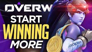5 Ways to Stop Losing Streaks! Overwatch Tips & Tricks Guide