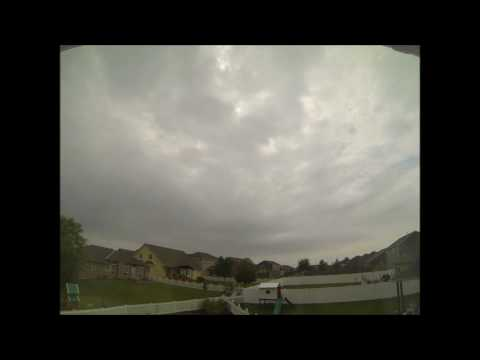 Time-Lapse - Overcast Skies Actually Move Like Ocean Waves
