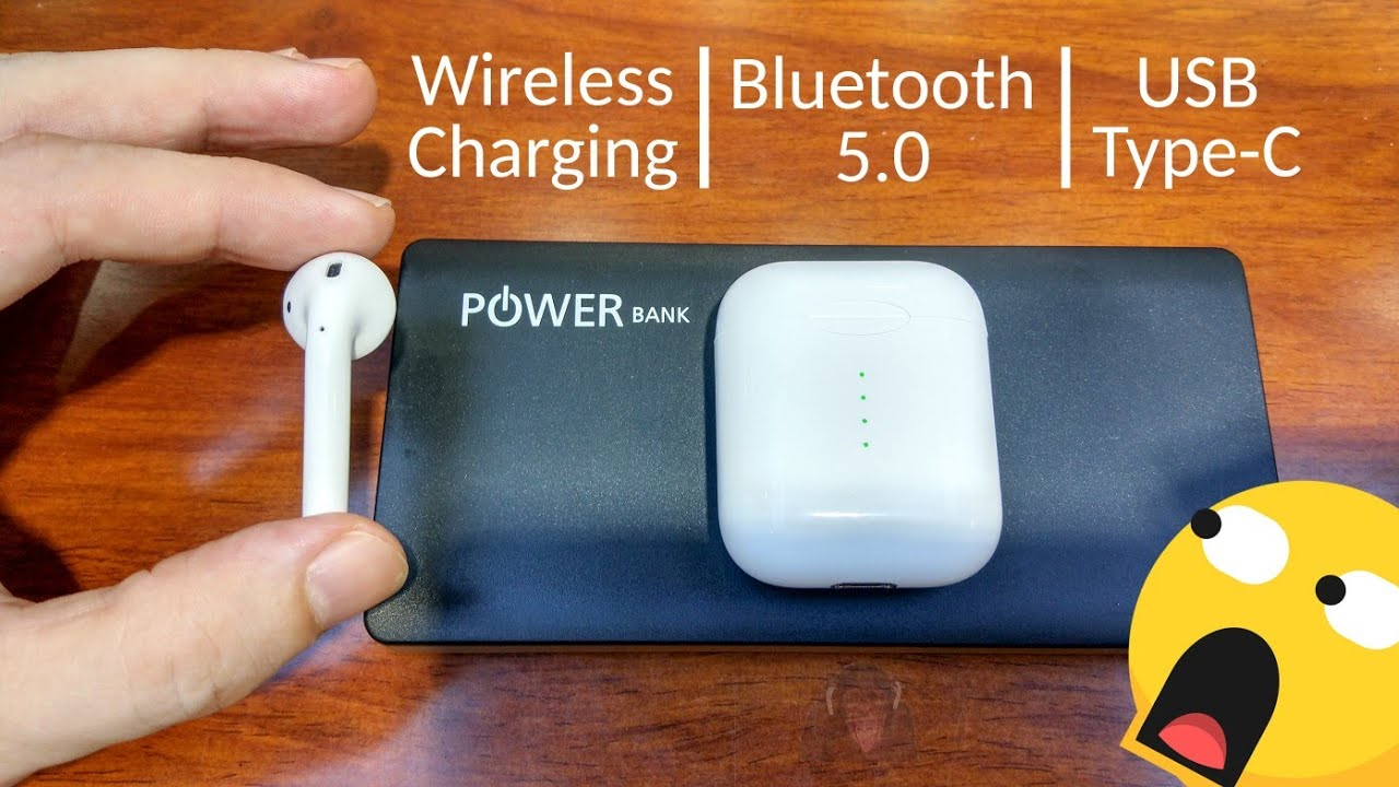 AirPods With USB Type-C and Wireless Charging i10 TWS Review