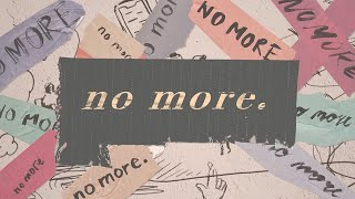 CARYS  - No More [Official Lyric Video]