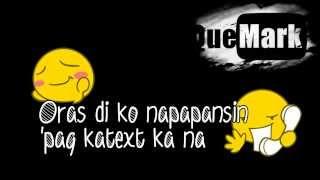 Repeat youtube video Hay Nako - LJ Manzano Lyrics
