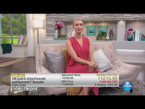 HSN | Gem Source Jewelry Premiere 05.06.2017 - 06 PM