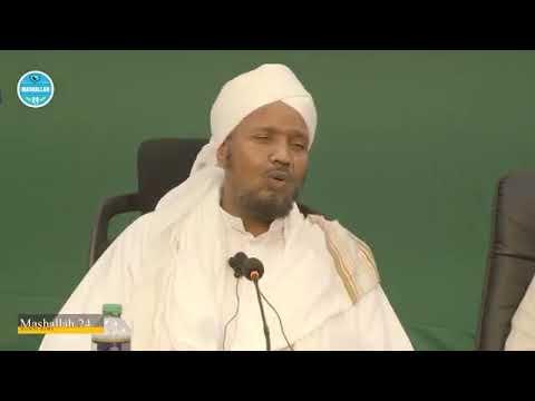 Waa Qiso cajiib ah (Rabigaa Bari) sh cabdirashiid cali suufi.