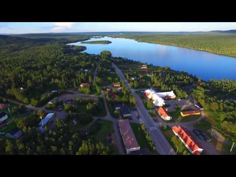 Hetta Enontekiö captured with DJI Inspire 1
