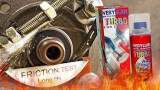Video Xado Turbo Verylube Does it really work? Friction test download MP3, 3GP, MP4, WEBM, AVI, FLV September 2018
