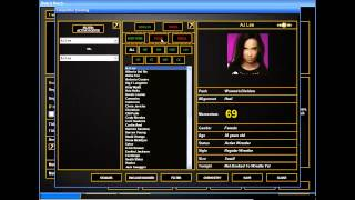 Let's Play TEW 2013 - WWE Episode 1