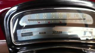 Fiat 1100 idle problem