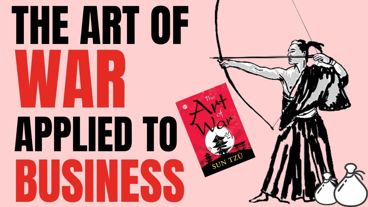 The Art Of War Applied To Business By Sun Tzu Animated Book Review Youtube