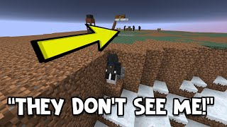 Video-Search for minecraft war