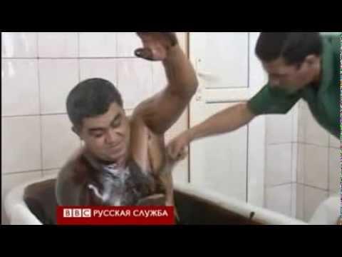 Нафталан - Всесоюзная здравница Азербайджан (BBC)