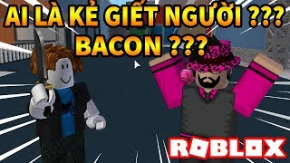 Roblox | BACON IS THE MURDERER? | Murder Mystery 2 | BTT Gaming