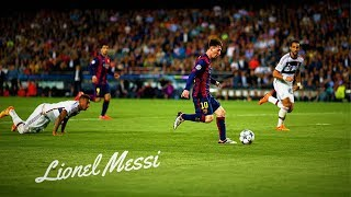 Lionel Messi - Destroying Everyone - HD