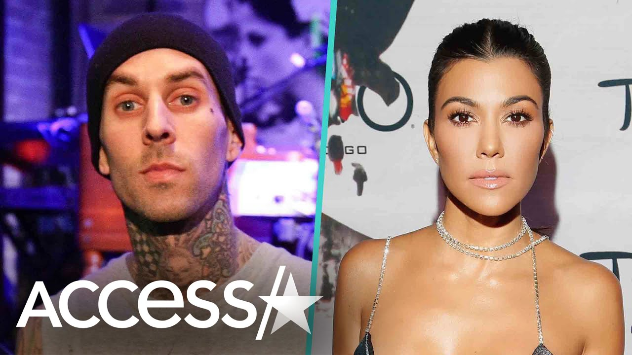 Travis Barker Tags Kourtney Kardashian In NSFW Post