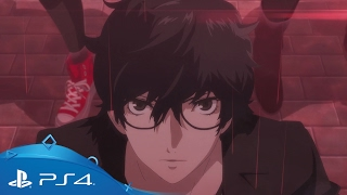 Persona 5 | Launch Trailer | PS4