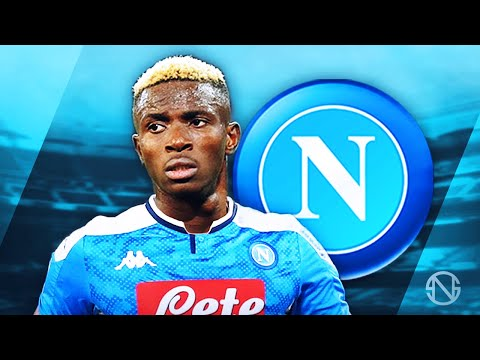 VICTOR OSIMHEN - Welcome to Napoli - Insane Speed, Skills, Goals \u0026 Assists - 2020