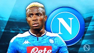 VICTOR OSIMHEN Welcome to Napoli Insane Speed Skills Goals Assists 2020