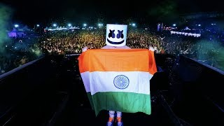 Marshmello Pays Respect To Pulwama Soldiers And Holds Moment Of Silence Before All India Shows