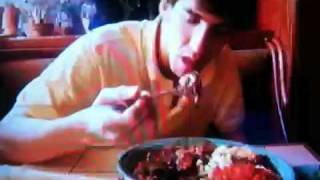 Michael Phelps and his food