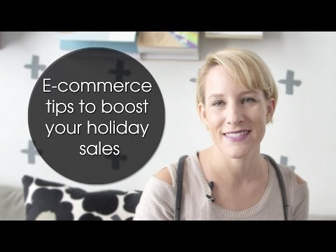 E-commerce tips to boost your holiday sales - Luna Vega