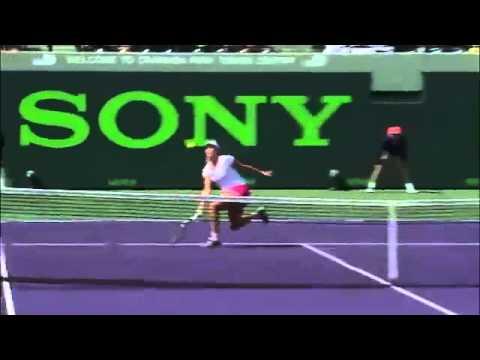 Sony Open Tennis S.Williams vs Vandeweghe Highlights 3-24
