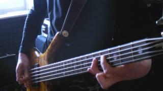 Ensiferum - Lai Lai Hei Bass Cover