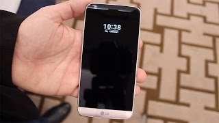 LG G5 Hands-On: A lot has changed here | Pocketnow