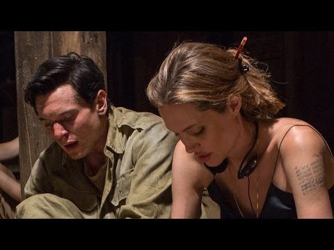 Unbroken: Jack O'Connell on being directed by Angelina Jolie