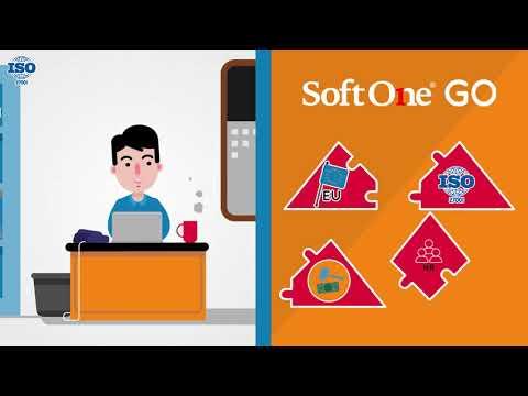 SoftOne HR-system i molnet