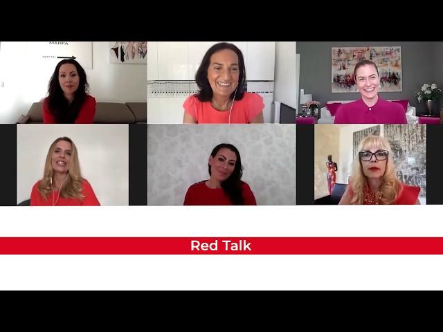 01.  Red Talk  (Vorstellung der Ambassadorinnen)