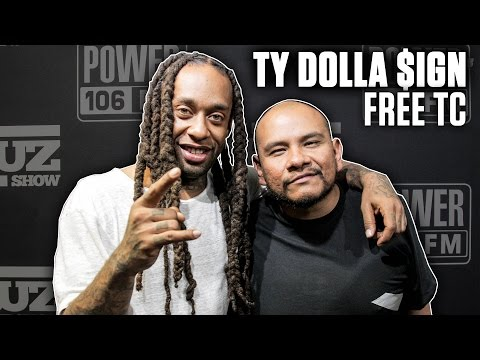 Ty Dolla $ign Talks New Album Free TC And Spending His Money On His Brother's Case