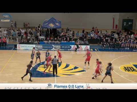 Brydens Lawyers Sydney Uni Flames V Perth Lynx WNBL Rd 15