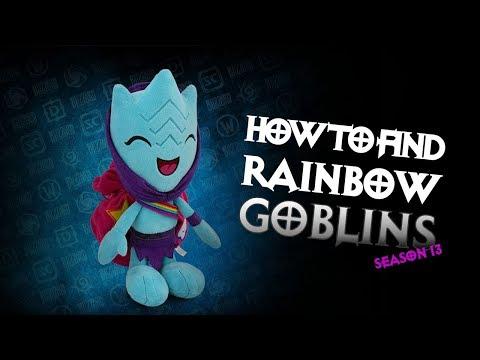 Diablo 3 - HOW TO FIND RAINBOW GOBLINS IN SEASON 13 BEST ROUTE - PWilhelm