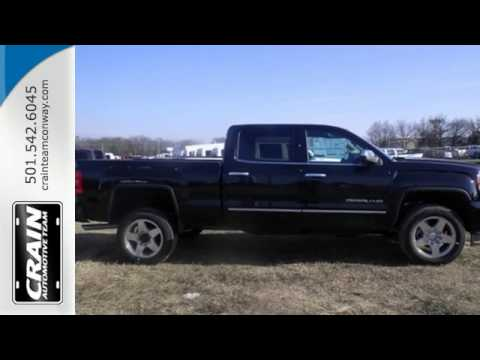 2015 gmc sierra 2500hd built after aug 14 conway ar little rock ar 5gt5991 sold youtube. Black Bedroom Furniture Sets. Home Design Ideas