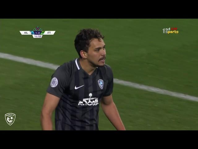 أهداف مباراة الهلال والاتحاد السكندري المصري 3-0 - كأس زايد للأندية الأبطال