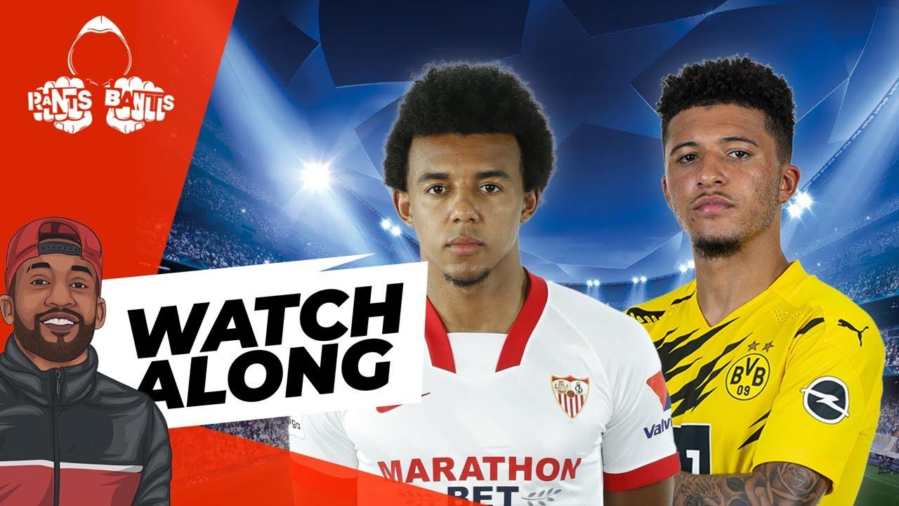 Sevilla vs Borussia Dortmund   Everton vs Manchester City ...