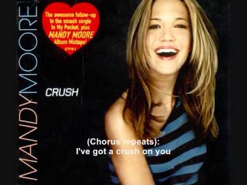 Mandy Moore - Crush - Instrumental (No backup vocals)