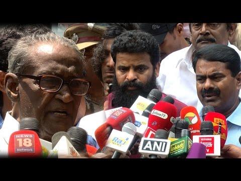 Jayalalitha News - Seeman Visits Apollo Hospital to Meet Jayalalithaa