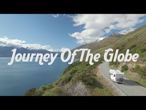 Journey of the Globe - New Zealand
