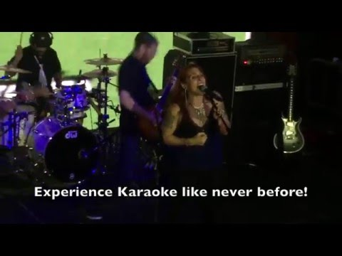 Karaokings Live Band Karaoke - Get the RockStar Experience with a Live Band!