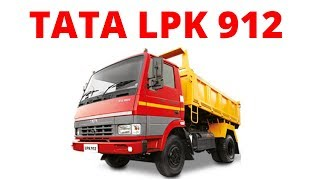 TATA LPK 912 || Specifications & Features