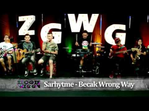 Sarhytme   Becak Wrong Way