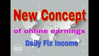 Fixed Income For Life Time// Free to Join