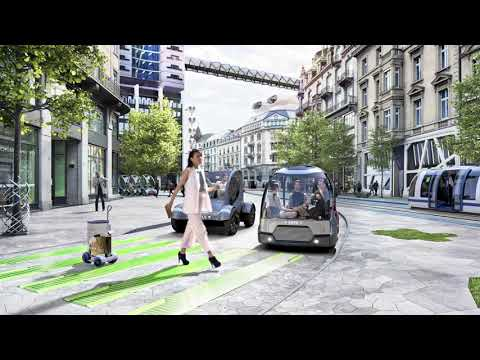 More room to move – will robots free up urban space? #Window2TheFuture | Julius Baer