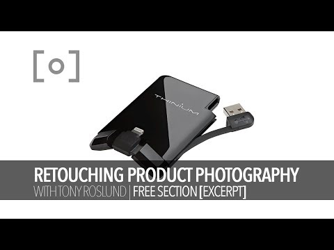 Free Retouching Preview | The Complete Guide To Product Photography